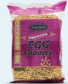 Prøv også Santa Maria Premium Egg Noodles.