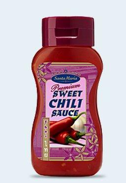 Prøv også Santa Maria Premium Sweet chili sauce.