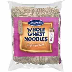 Prøv også Santa Maria Whole Wheat Noodles.