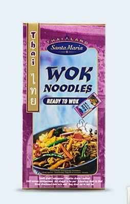 Prøv også Santa Maria Wok Noodles.
