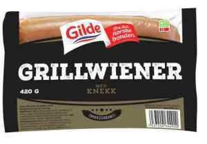 Prøv også Gilde grillwiener.
