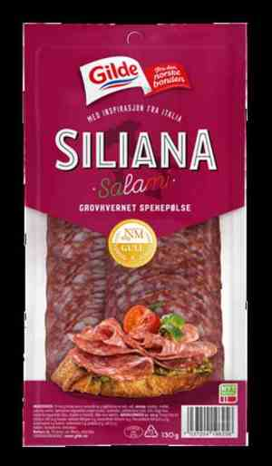 Prøv også Gilde siliana.