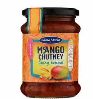 Prøv også Santa Maria Mango Chutney Spicy Bengal.