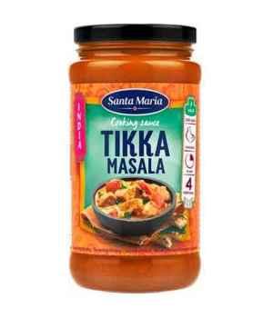 Prøv også Santa Maria Tikka Masala Cooking Sauce.