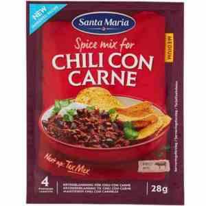 Prøv også Santa Maria Chili Con Carne Spice Mix.