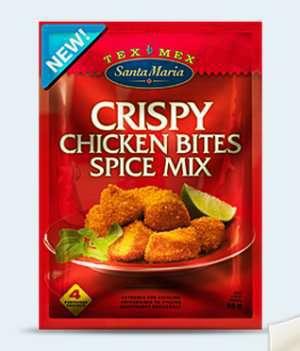 Les mer om Santa Maria Crispy Chicken Bites hos oss.