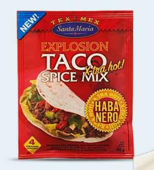 Prøv også Santa maria Explosion Taco Spice Mix.