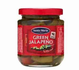 Prøv også Santa Maria Jalapeño Grønn.