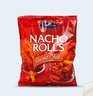 Prøv også Santa Maria Naco Rolls Sweet Chili.