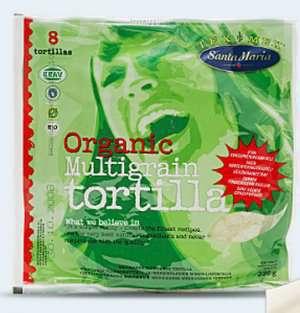 Prøv også Santa Maria Organic Multigrain Tortilla.