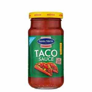 Prøv også Santa Maria Organic Taco Sauce.