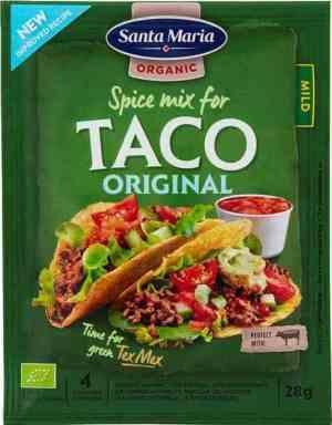 Prøv også Santa Maria Organic Taco Spice Mix.