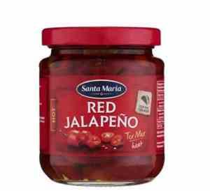 Prøv også Santa maria red jalapeno.