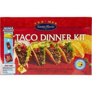 Prøv også Santa Maria Taco Dinner Kit.
