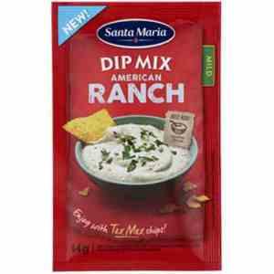 Prøv også Santa maria Taco Topping Ranch Style.