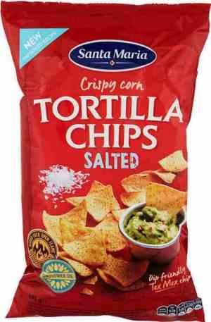 Prøv også Santa maria Tortilla Chips salted.