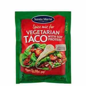 Bilde av Santa maria Vegetarian Taco Mix.
