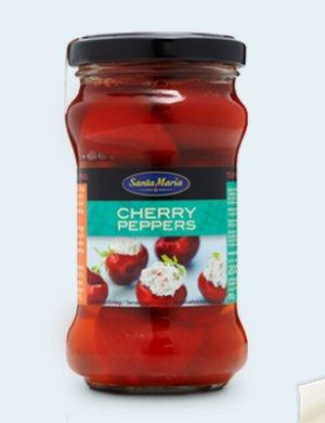 Prøv også Santa maria Cherry Peppers.