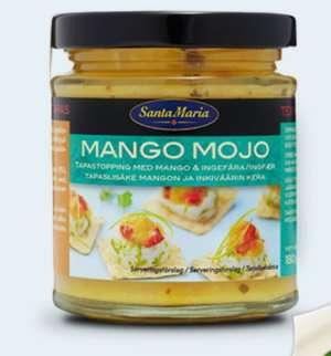Prøv også Santa Maria Mango Mojo.
