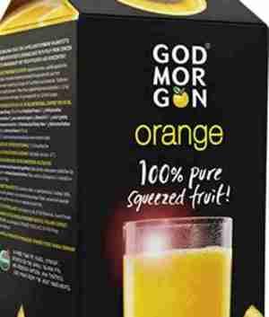 Prøv også Arla God Morgen Appelsin.