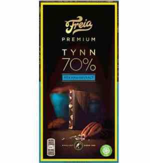 Prøv også Freia Premium 70% Pekan & Havsalt.
