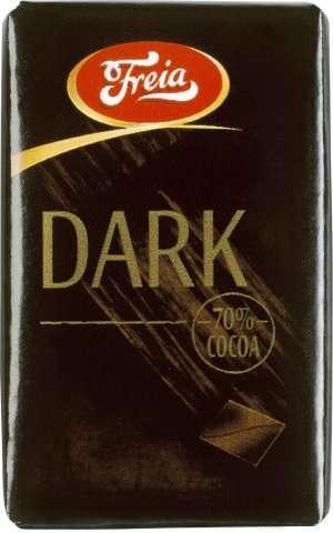 Prøv også Freia Premium 70% Kakao Mini.