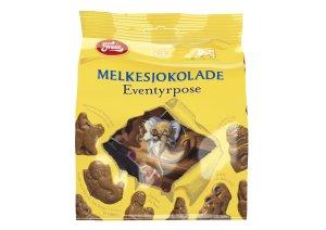 Prøv også Freia Melkesjokolade Eventyrpose.