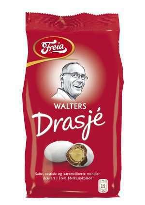 Prøv også Freia Walters Drasjé.
