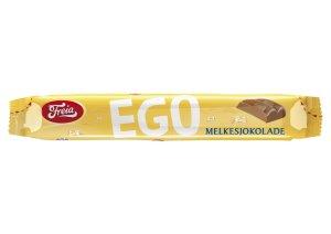 Prøv også Freia EGO Melkesjokolade.