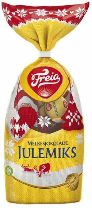 Prøv også Freia Melkesjokolade Julemixpose.