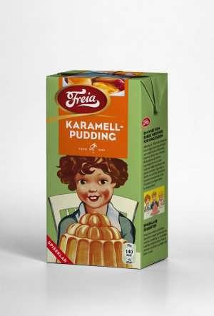 Prøv også Freia karamellpudding ferdig.