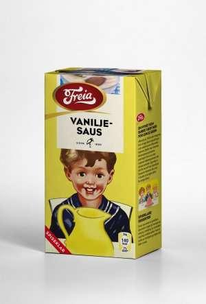 Les mer om Freia vaniljesaus spiseklar hos oss.