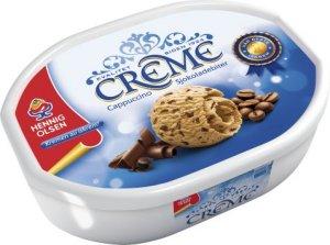 Prøv også Hennig Olsen Creme cappuccino sjokolade.