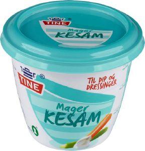 Prøv også Kesam 1 % fett.