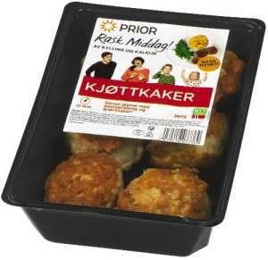 Prøv også Prior kjøttkaker kylling-kalkun.