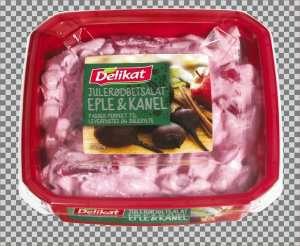 Prøv også Delikat Jule rødbetsalat eple og kanel.