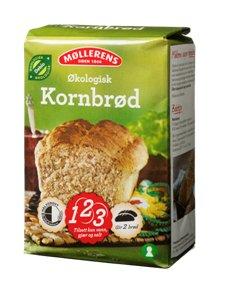 Prøv også Møllerens økologisk kornbrød.