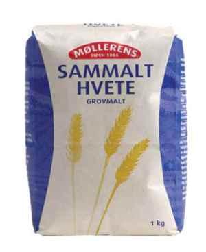 Prøv også Møllerens sammalt hvete grov.