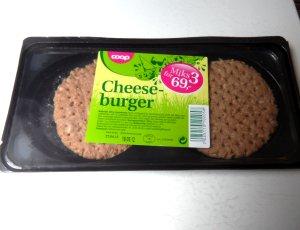 Prøv også Coop cheeseburger.