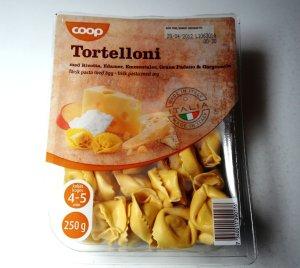 Prøv også Coop tortelloni med ricotta og edamer.