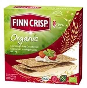 Les mer om Finn Crisp �kologisk rugcrisp hos oss.