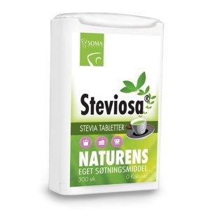 Prøv også Steviosa tabletter stevia.