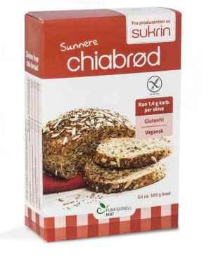 Prøv også Funksjonell mat sunnere chiabrød.
