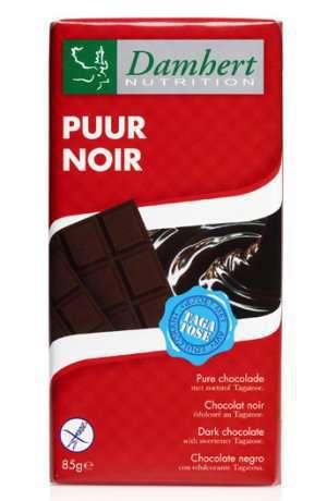 Les mer om Tagatose m�rk sjokolade 85 g hos oss.