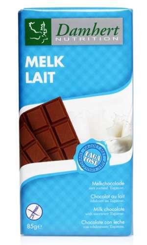 Prøv også Tagatose melkesjokolade 85 g.