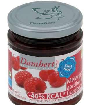 Prøv også Bringebær- og jordbærsyltetøy med Tagatose 210 g.