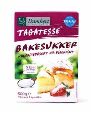 Prøv også Tagatesse søtstoff 500 g.
