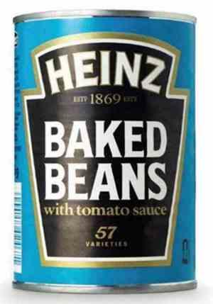 Les mer om Heinz baked beans hos oss.