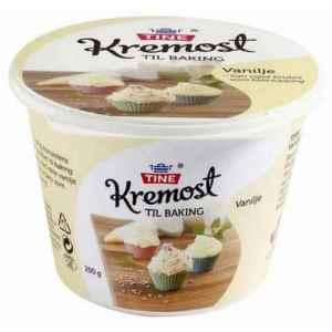 Prøv også TINE Kremost til baking vanilje.