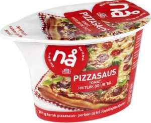 Prøv også Tine Nå Pizzasaus Tomat.